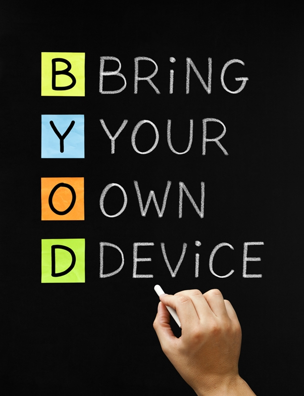 Leveraging Social Networks and BYOD