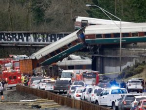 What is PTC (Positive Train Control) and could it have helped Amtrak?