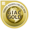 GIAC Technical Research & Published Paper